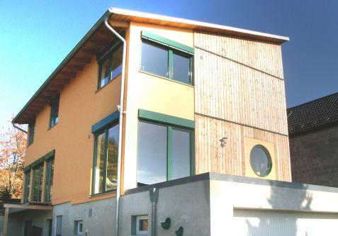 anbau eines einfamilienwohnhaus an ein best wohnhaus warzinger architekt. Black Bedroom Furniture Sets. Home Design Ideas