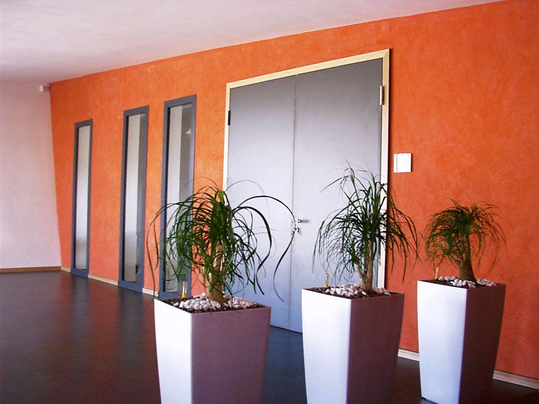 Neubau Eines Bürogebäudes Mit Fertigungshalle In Mintraching (2006)