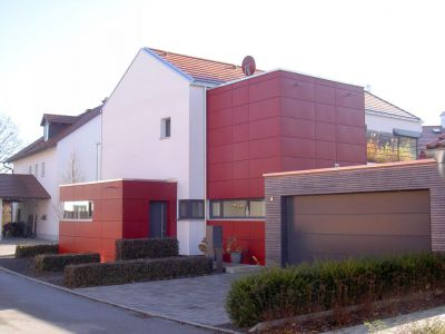 Wohnungsbau Massivbauweise